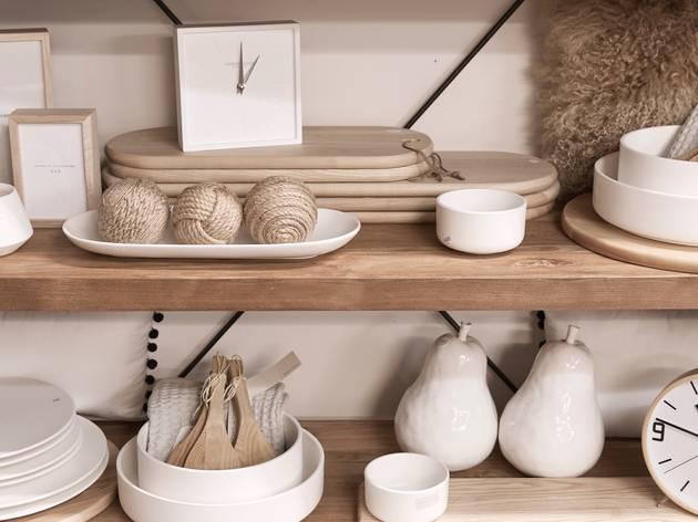 Ceramics at Found Homewares