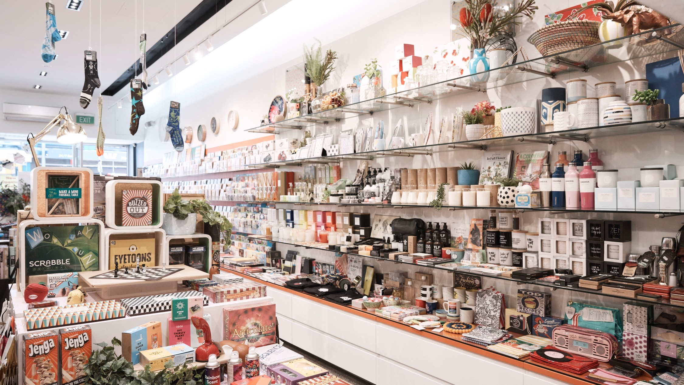 Sydney's favourite local gift shops