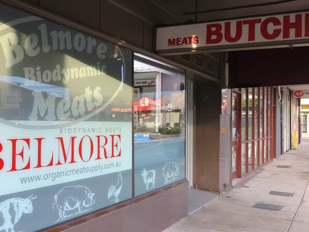 Exterior at Belmore Biodynamic Meats