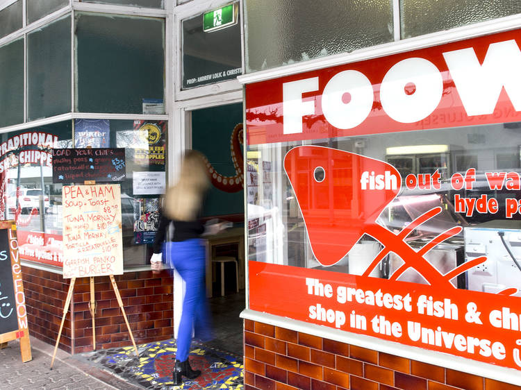 Adelaide's favourite fast food