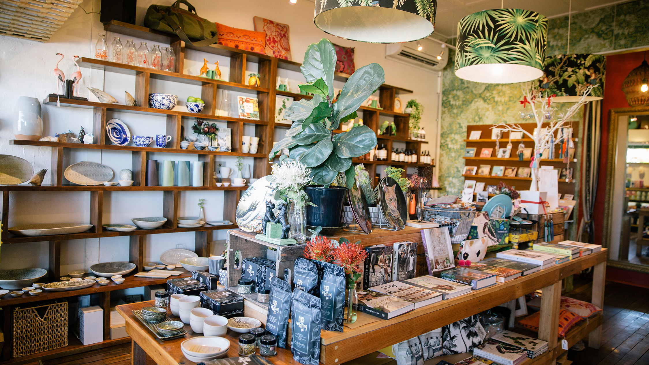 Brisbane's favourite local gift shops