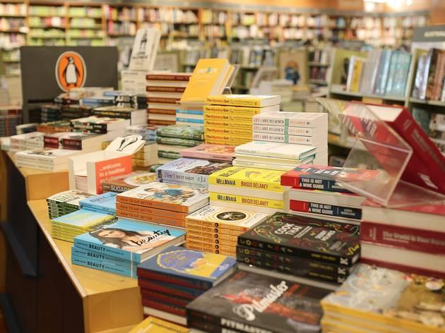 Books at Kinokuniya