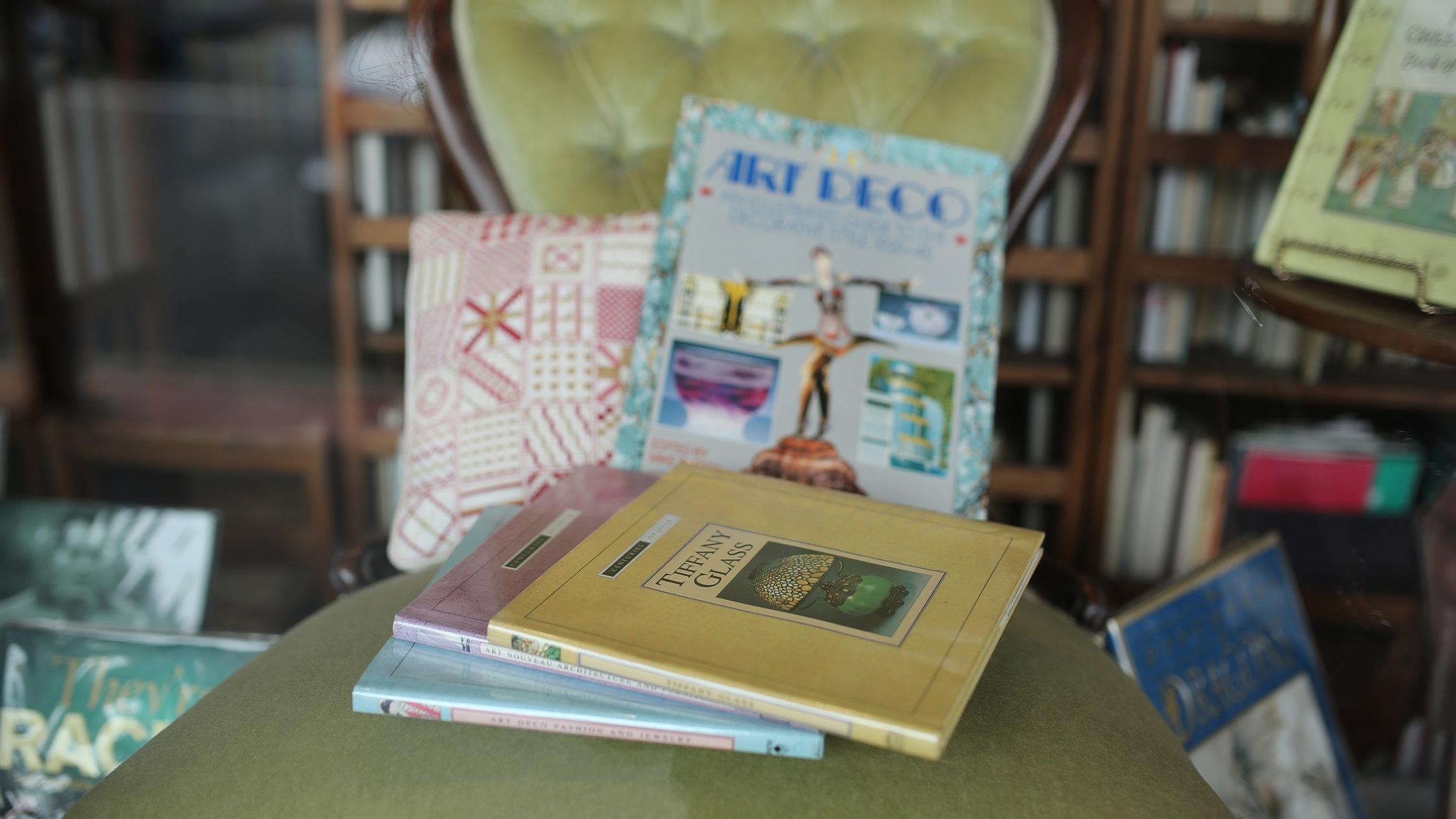 Books at Love Vintage Books