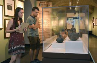 Penn Museun Moundbuilders