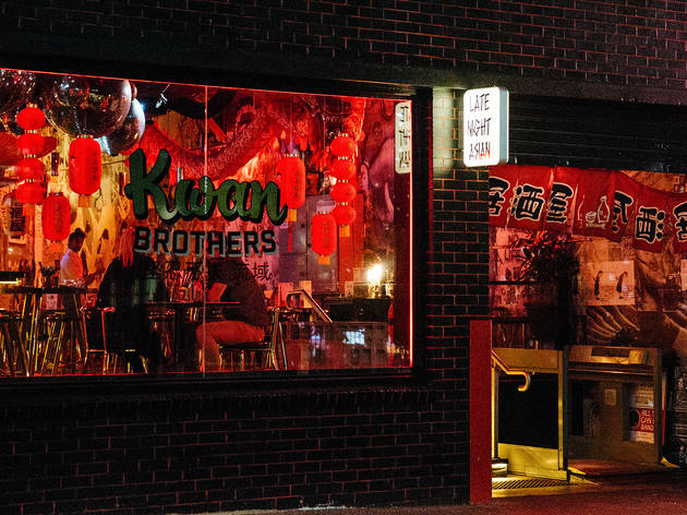 Exterior at Kwan Brothers
