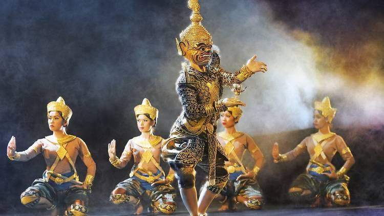 The Royal Ballet of Cambodia