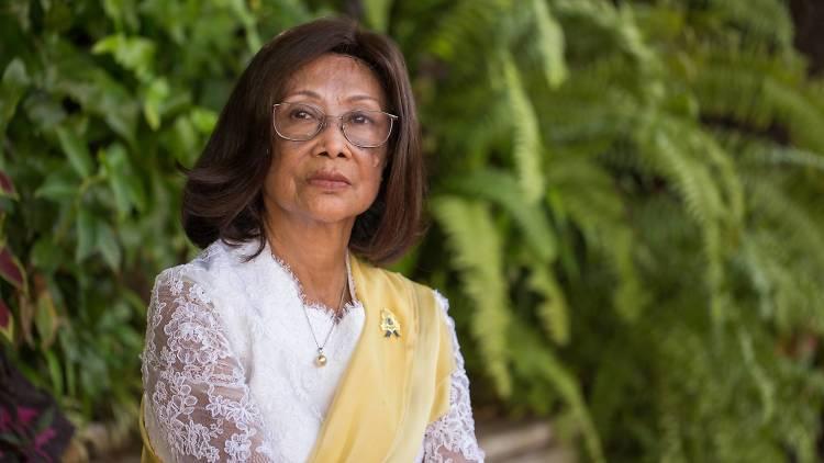 HRH Princess Norodom Buppha Devi