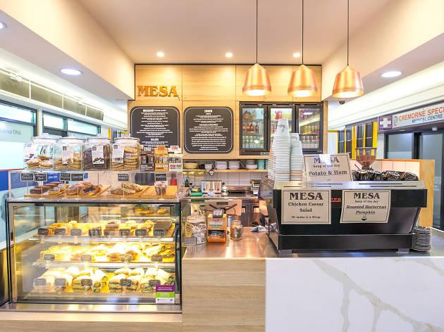 Mesa Café