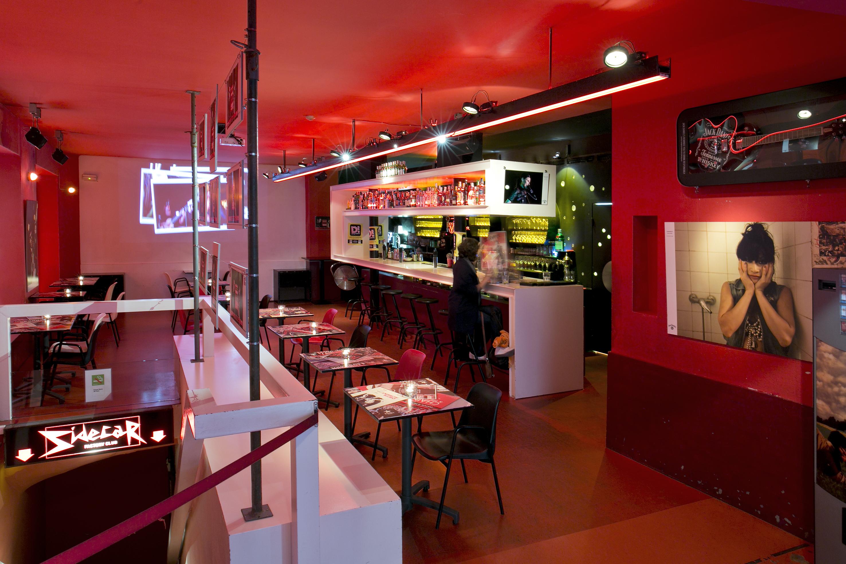 Bar del Sidecar
