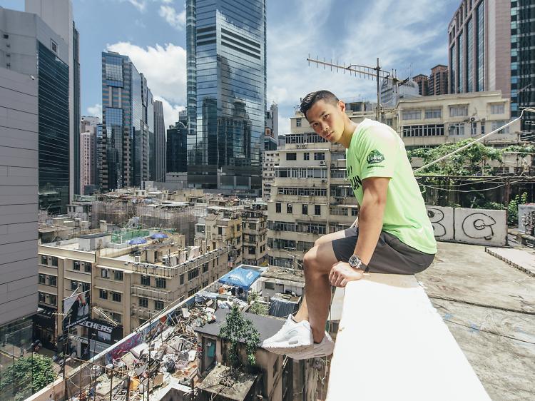 Rooftop Instagrammer Daniel Lau on urban exploration
