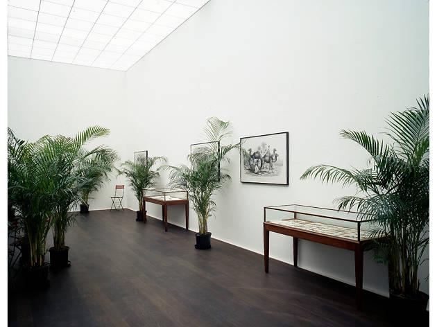 D Exhibition In London : Marcel broodthaers: un jardin dhiver art in london