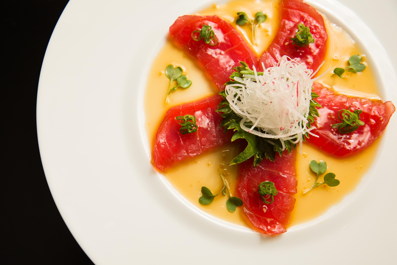 naoki, sushi, tuna, Anjali Pinto