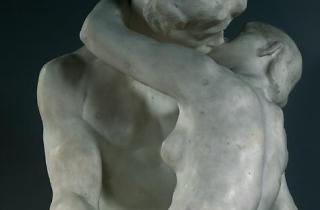 'El petó', d'Auguste Rodin (1882)