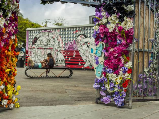 Wynwood graffiti buggy tour