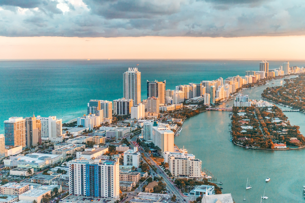 It's now cheaper to live in some parts of South Beach than Downtown