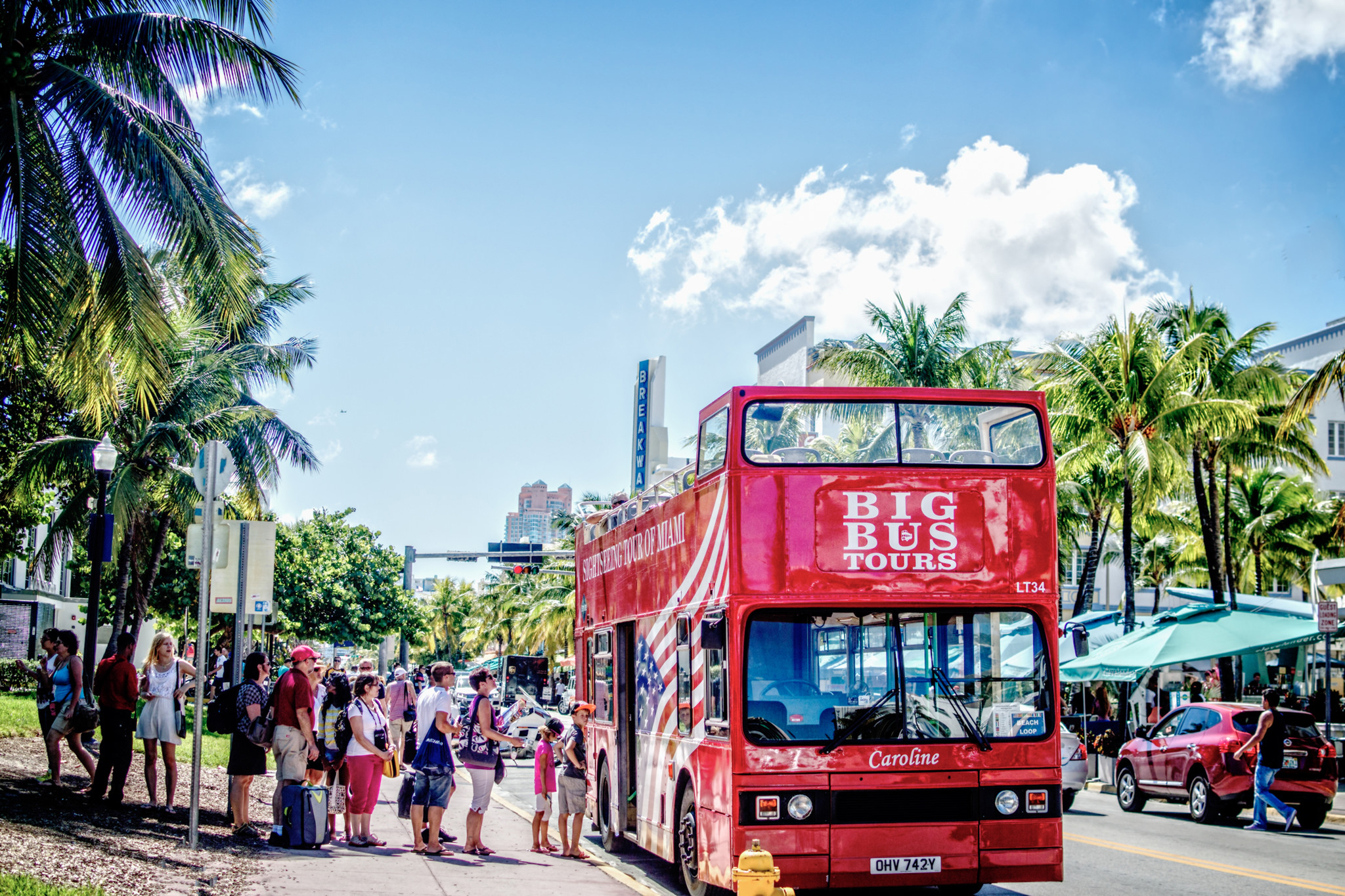 The best Miami tours