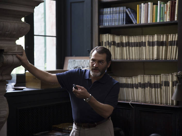 Actor Michael Stuhlbarg on playing the dad of the year
