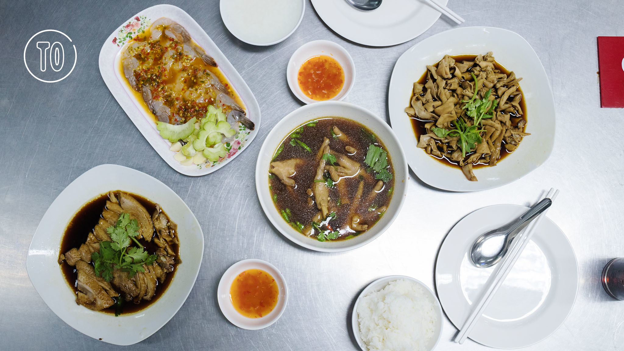 Khao tom parlors