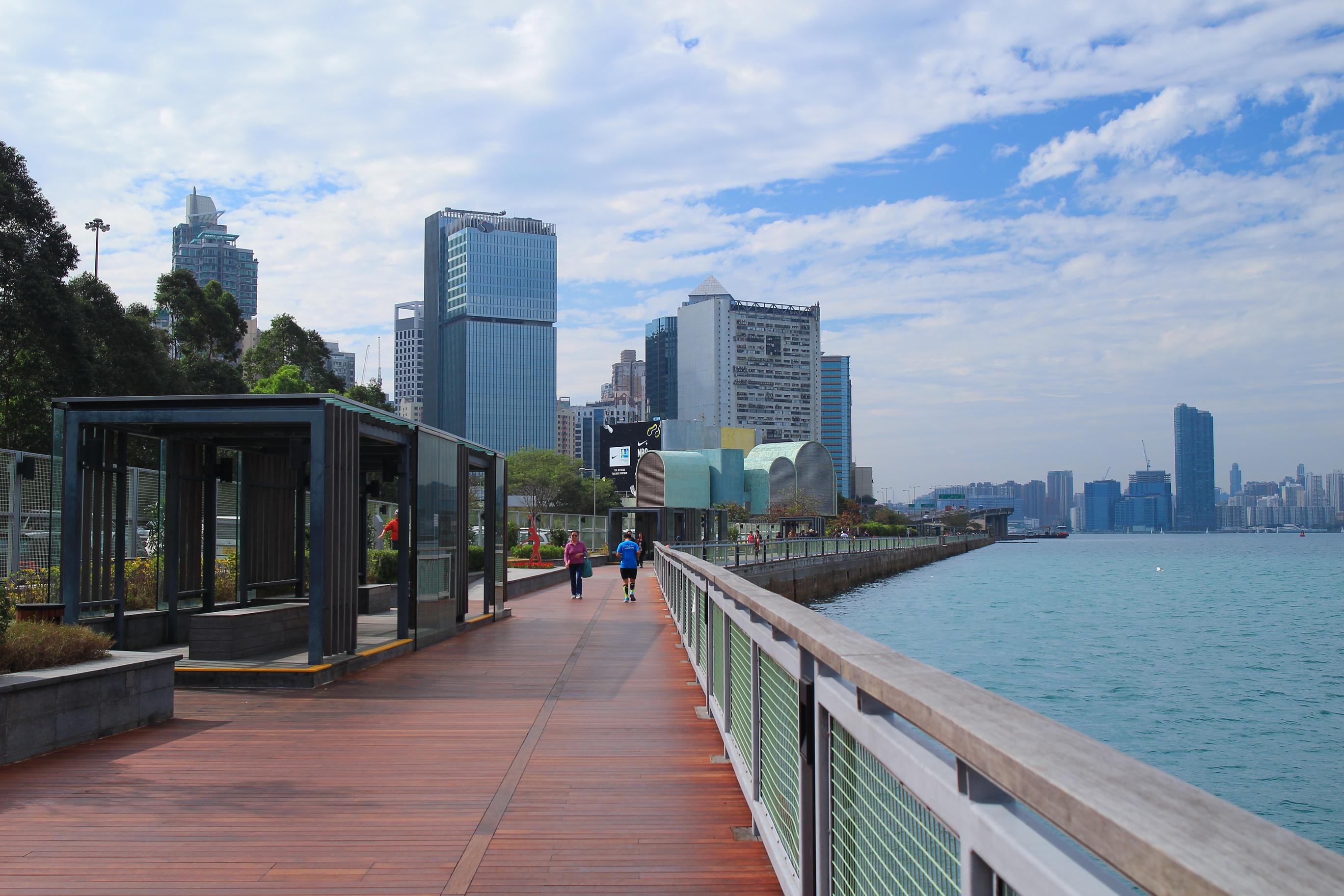 Quarry Bay Promenade