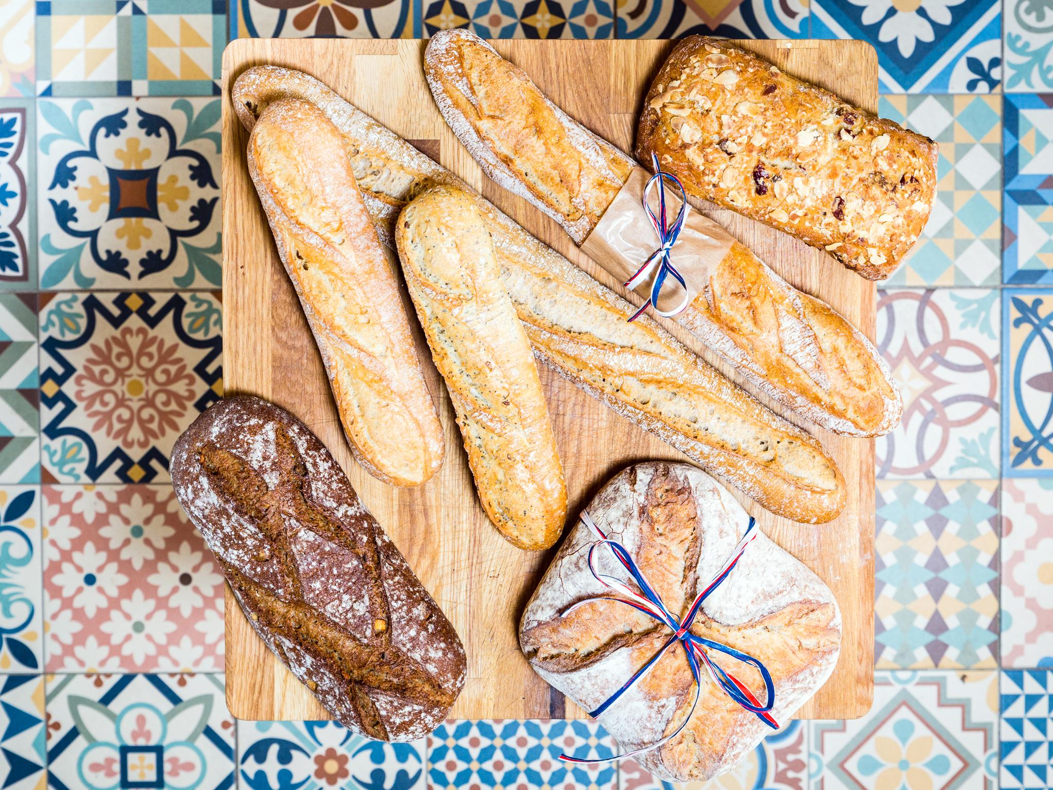 Os melhores pães em Lisboa