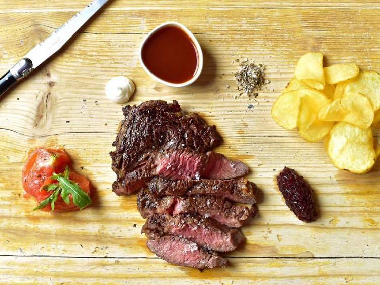 RIB - Beef & Wine