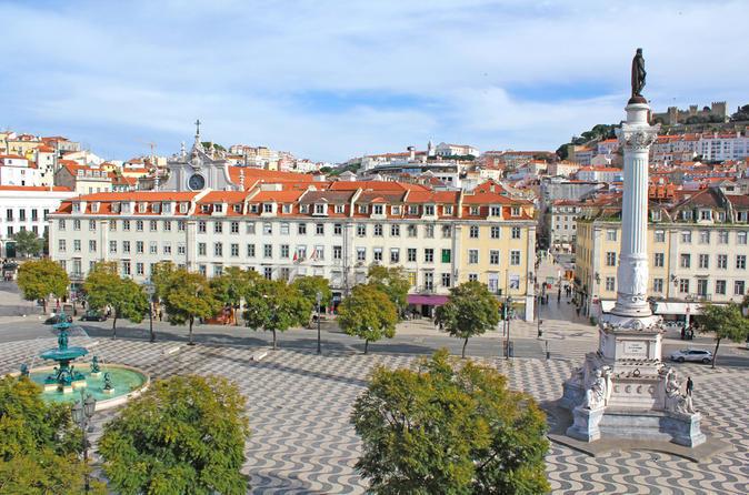 Lisbon walking tours: Guided Walking Tour