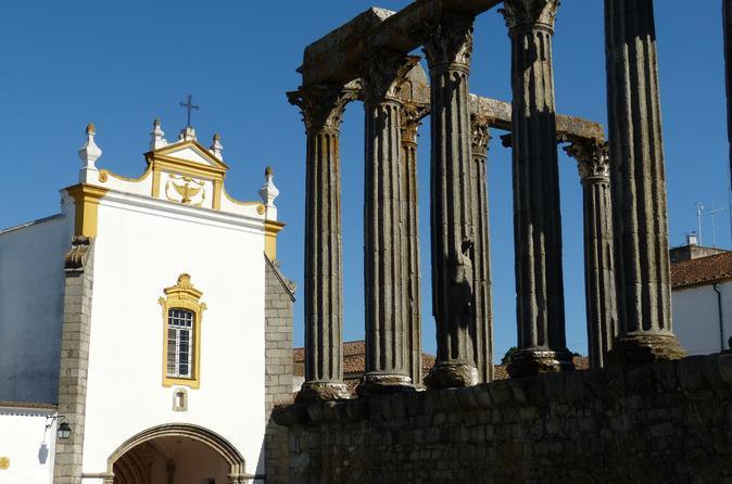 Lisbon walking tours: Évora medieval tour