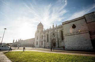 Lisbon Mosteiro dos Jeronimos