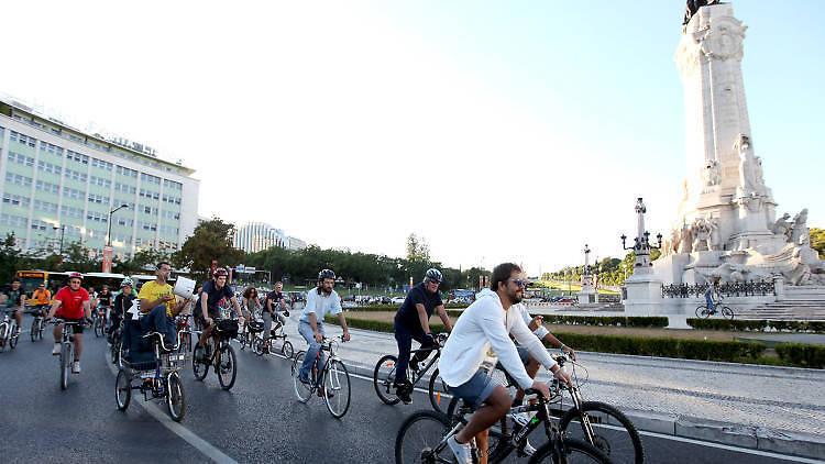 Lisbon bike tours