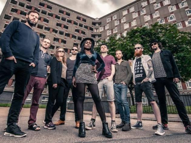 London Afrobeat Collective + Alma Afrobeat Ensemble