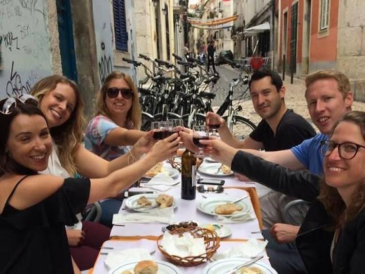 'Lisbon flavours' tour