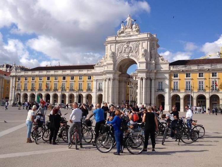 Central Lisbon tour