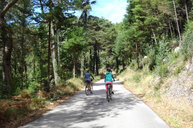 Lisbon bike tours: Self-guided Sintra tour