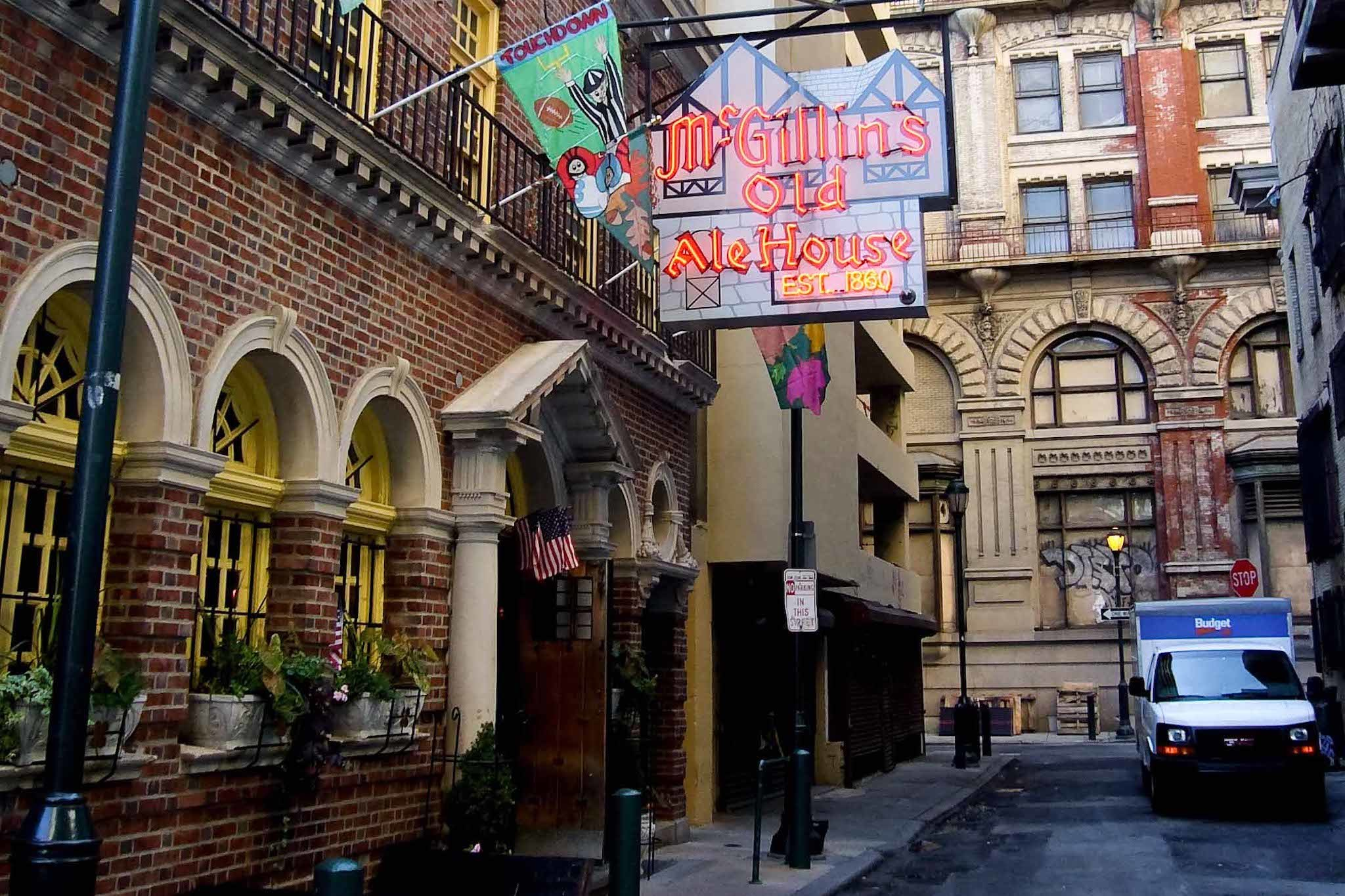New Year's Eve at McGillin's Olde Ale House