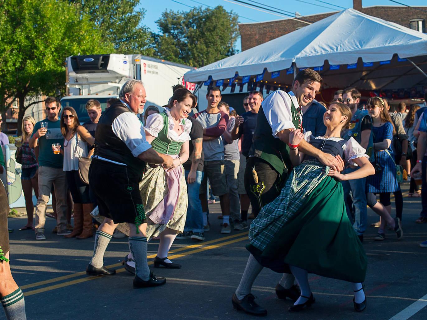 Frankford Hall Oktoberfest