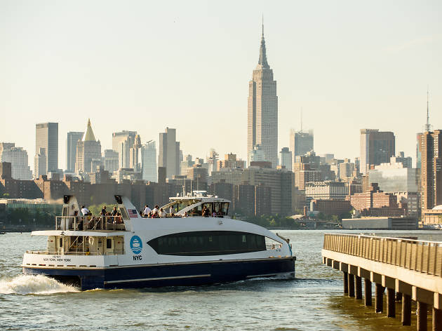A much-needed new ferry route is launching in Astoria next week