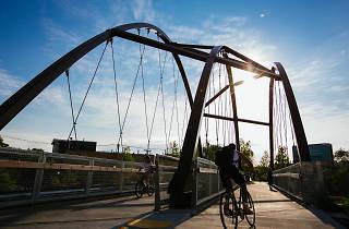 606, bloomingdale trail, bike, biker