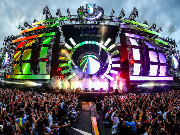 Ultra Japan | Time Out Tokyo