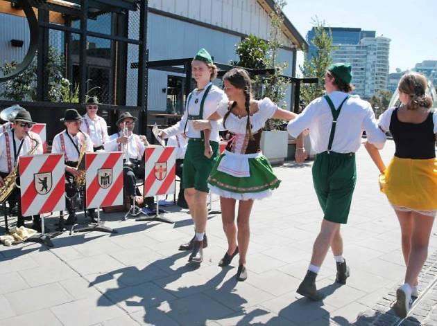 Oktoberfest party NOBA
