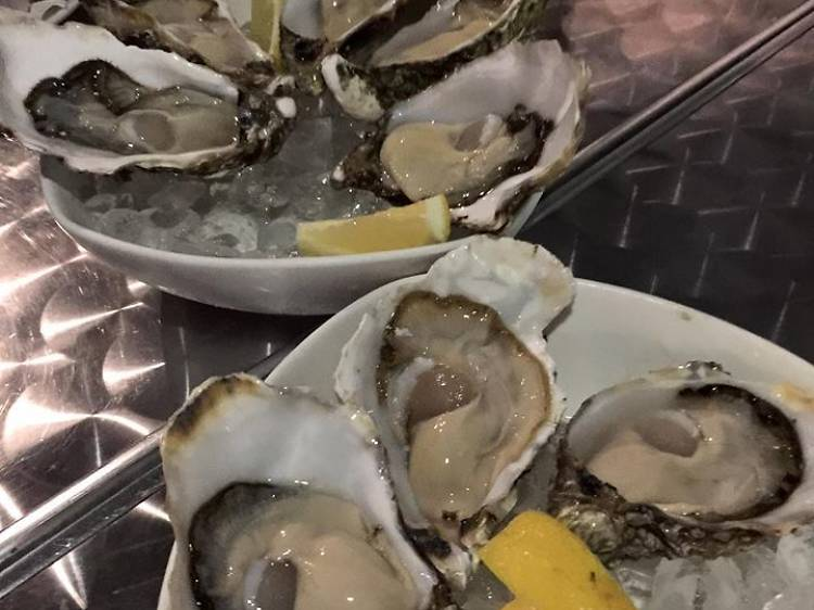 The Codfather Oyster and Seafood Bar