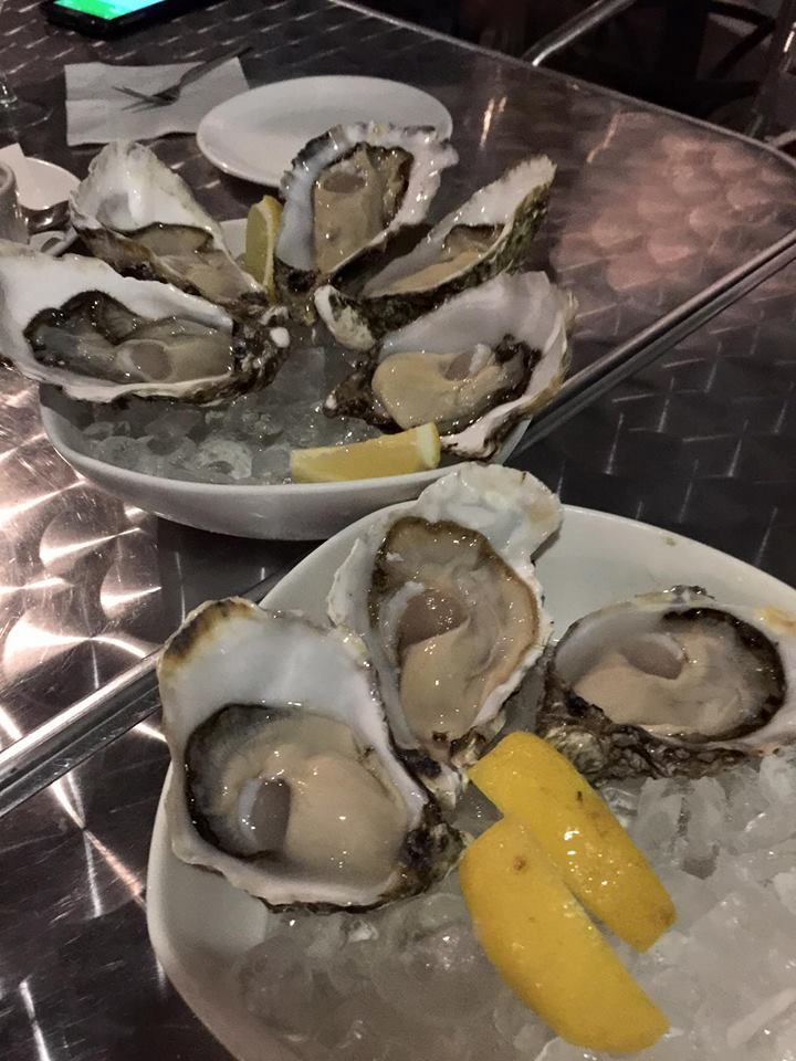 codfather oysters