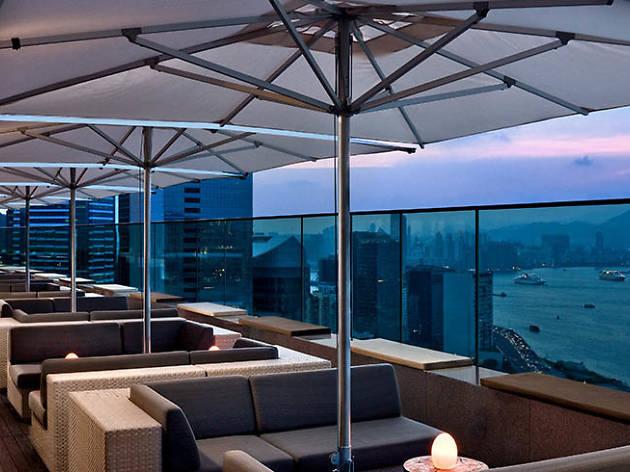 香港最佳天台酒吧