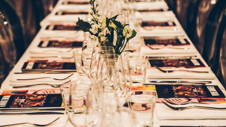 Vincent Wine Dinner NOBA