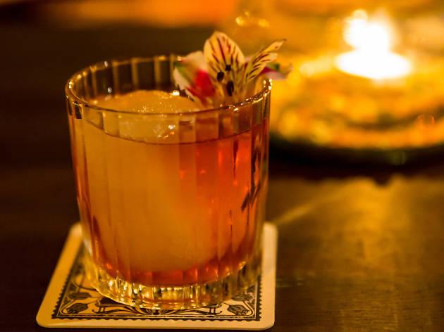 london's best rum bars, burlock