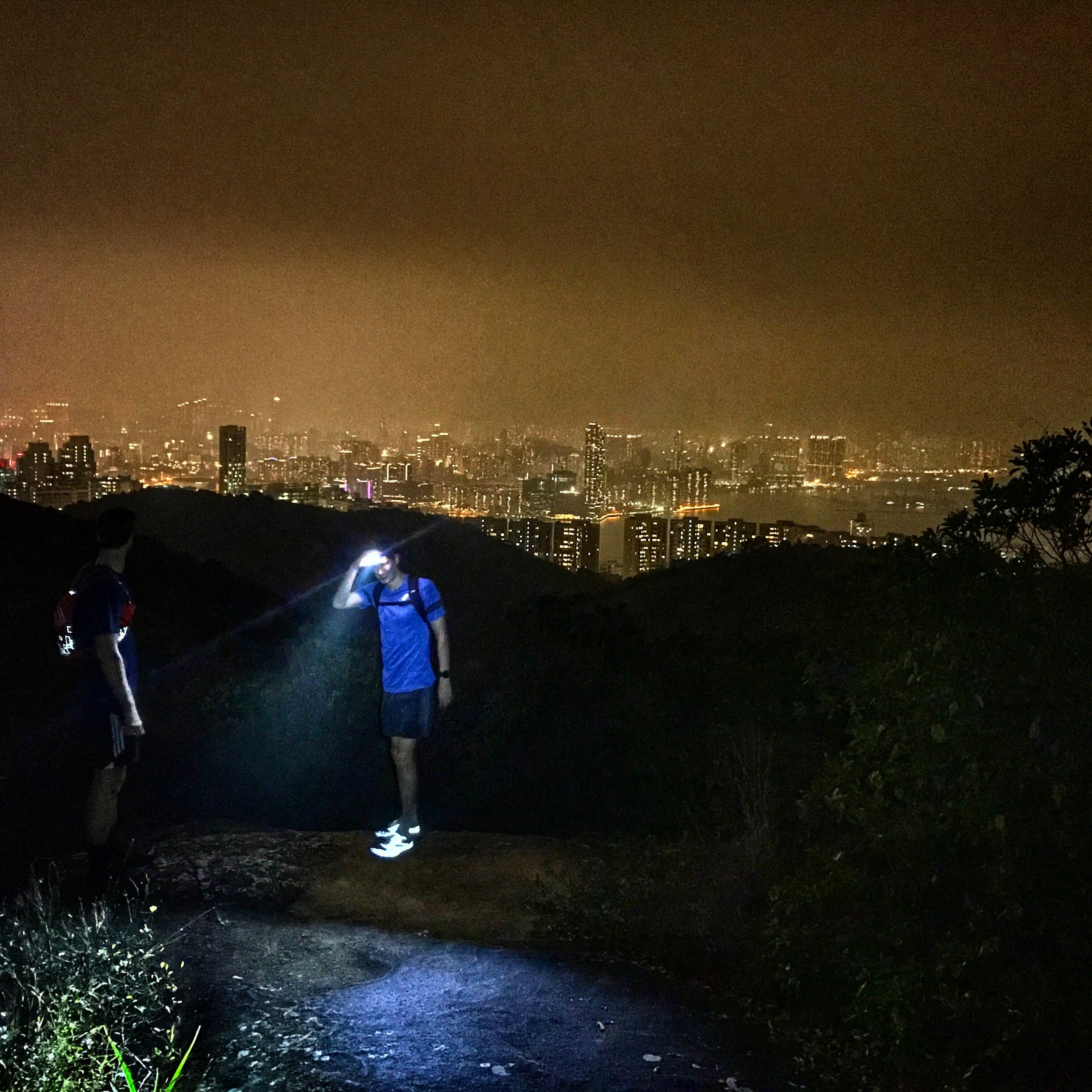 Quarry Bay Night Hike, Sir Cecil's Ride