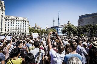 4 motius per anar a la manifestació #NoTincPor d'aquest dissabte