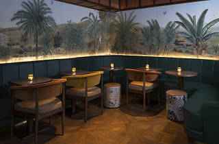 london's most tropical bars, oriole