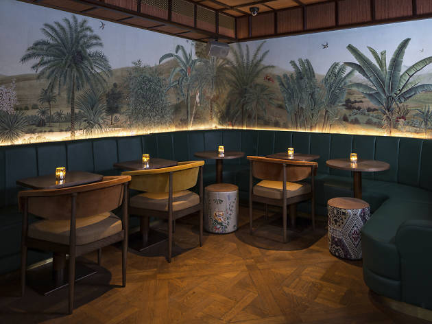 London's most tropical bars