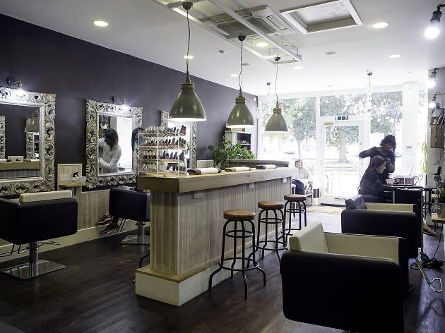Hair Bar London, best hairdressers 2017