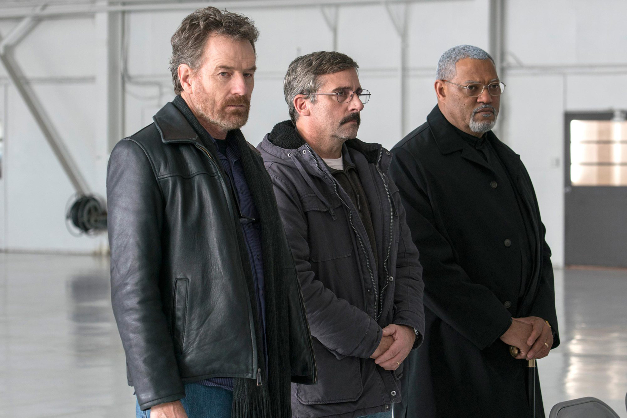 Last Flag Flying, WILSON WEBB